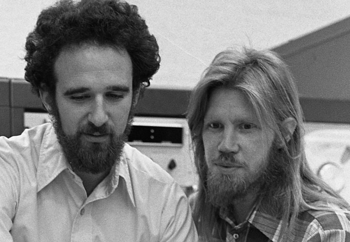 Martin Hellman and Whitfield Diffie - inventors of the most commonly used key exchange algorithm.