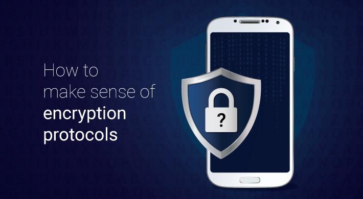 How to make sense of encryption protocols