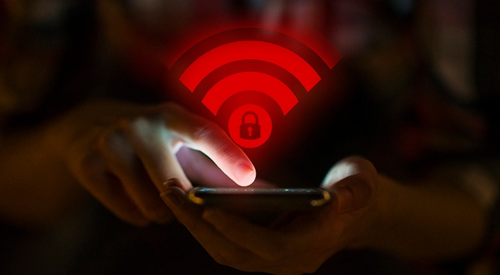 KRACK Wi-Fi attacks are irrelevant to Secure Phone.