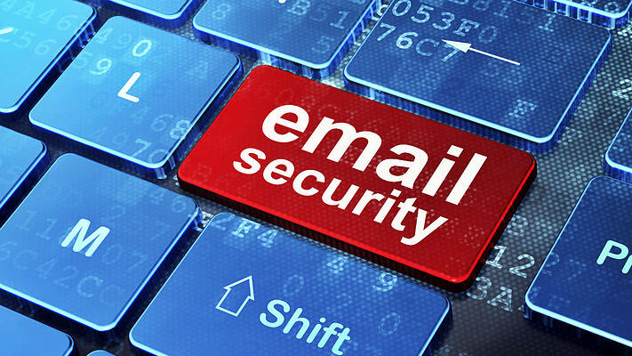 PGP encryption for email security