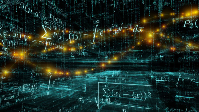 Contemporary encryption relies on mathematical problems - the more complex, the better.