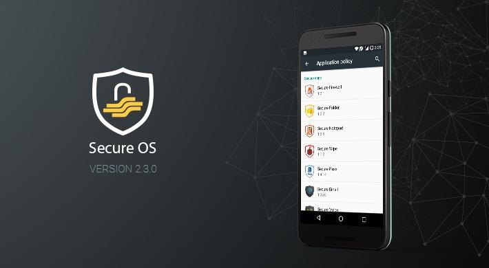 Secure OS v2.3.0