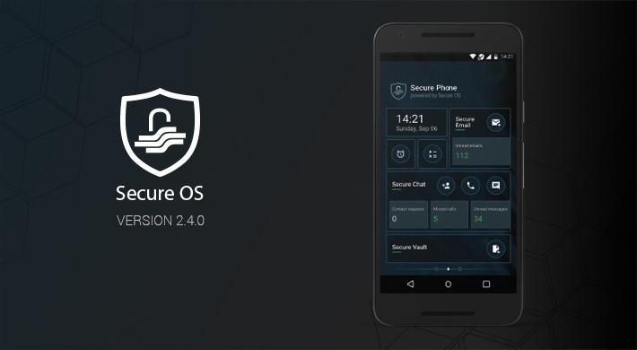Secure OS v2.4.0