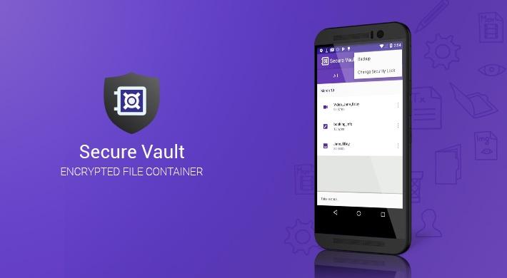 Secure Vault v1.0