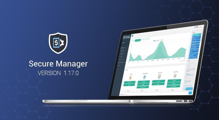 Secure Manager v1.17.0