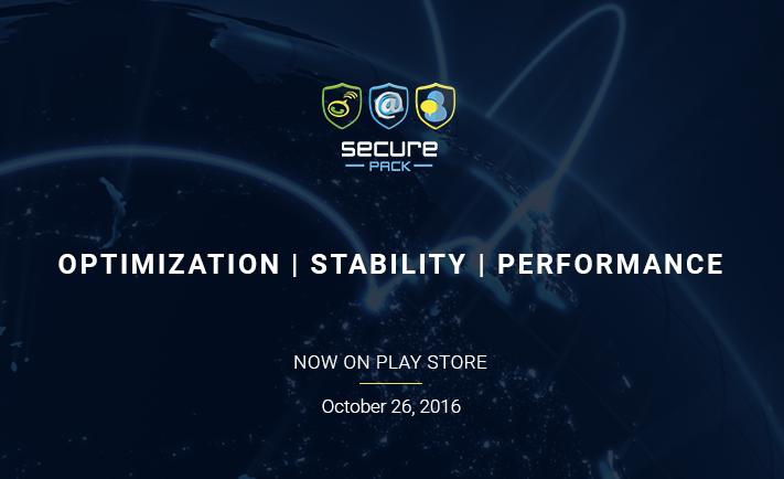 secure pack release October 2016