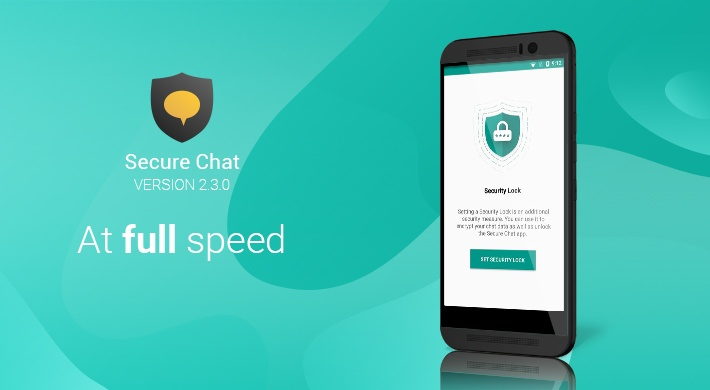Secure Chat 2.3.0