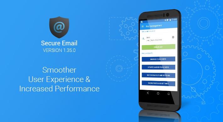 Secure Email v1.35.0