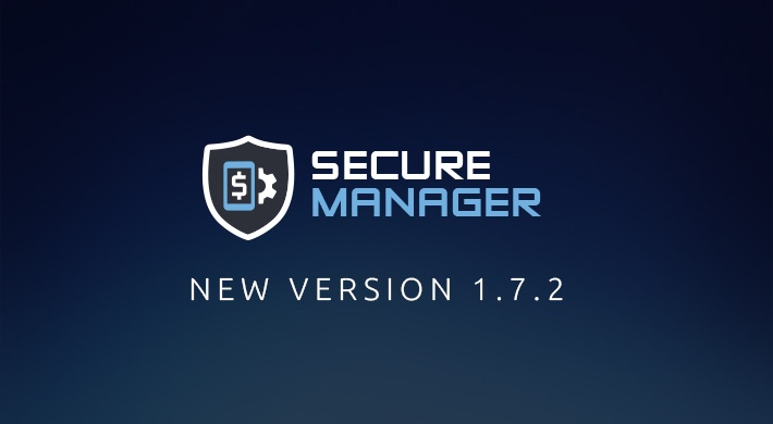 Official Release: Secure Manager 1.7.2