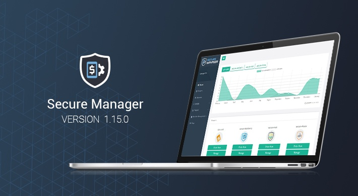 Secure Manager v1.15.0: A cleaner user experience