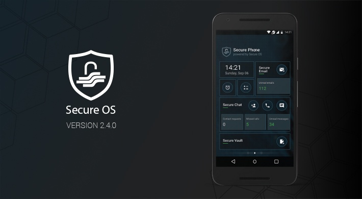Secure OS V2.4.0: A true game changer