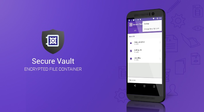 Secure Vault v1.0: Now available for all Secure Phone users
