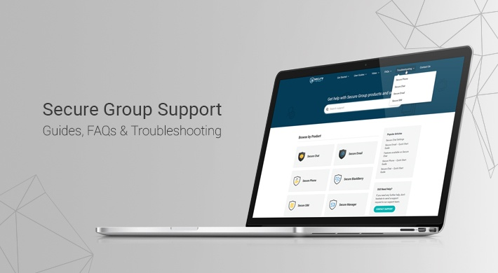 Introducing Secure Group Support: Our new support website