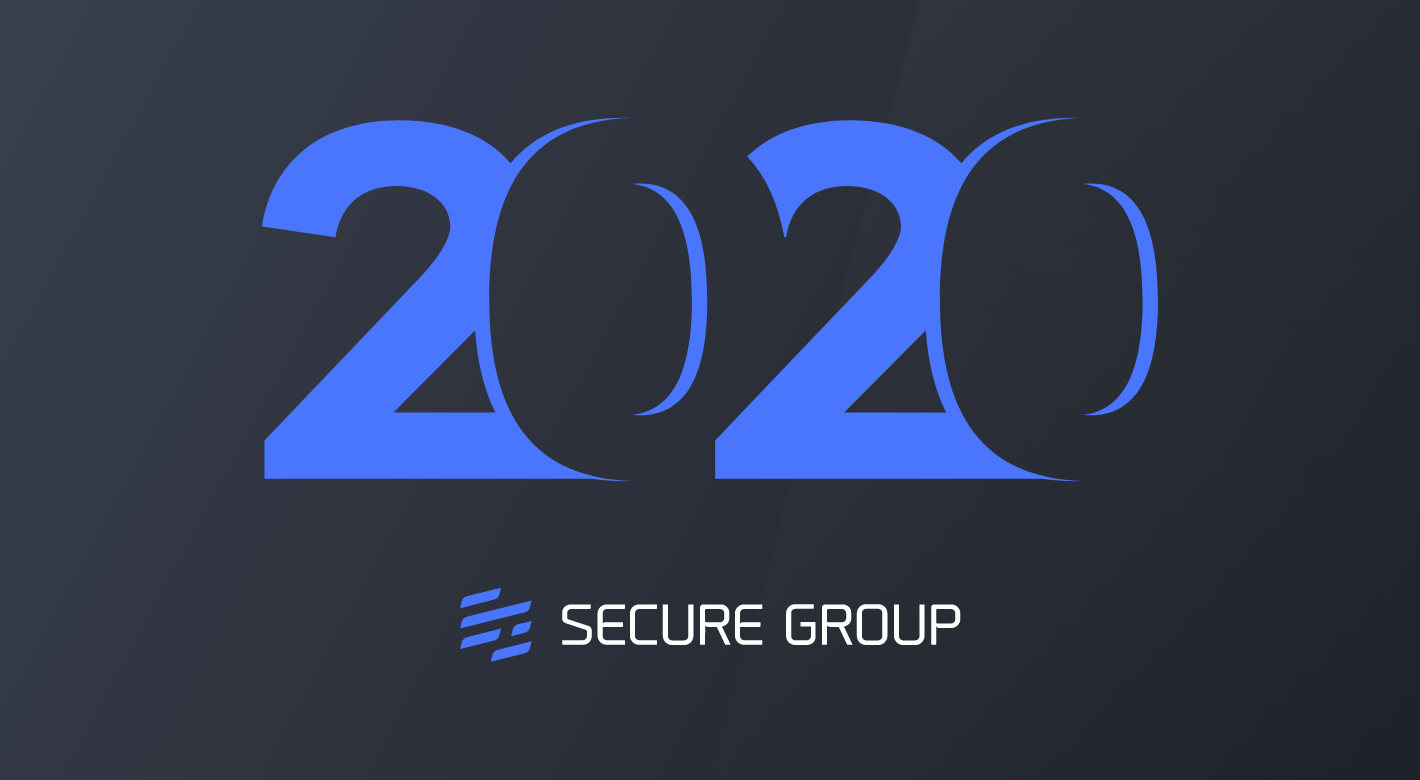 Secure Group's Year in Review 2020