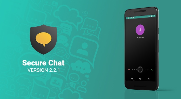 Secure Chat v2.2.1: Because convenience matters