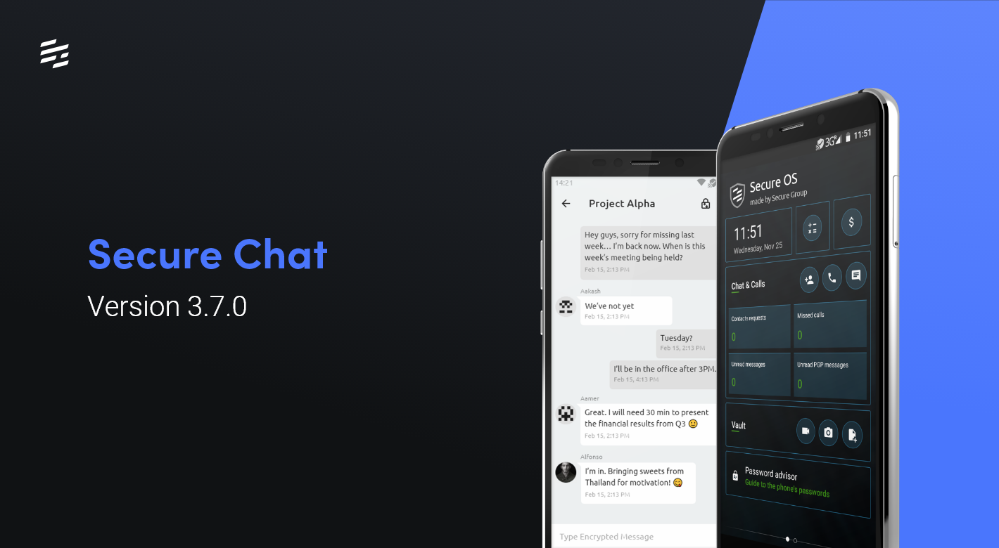 Secure Chat 3.7.0: Improved Interoperability