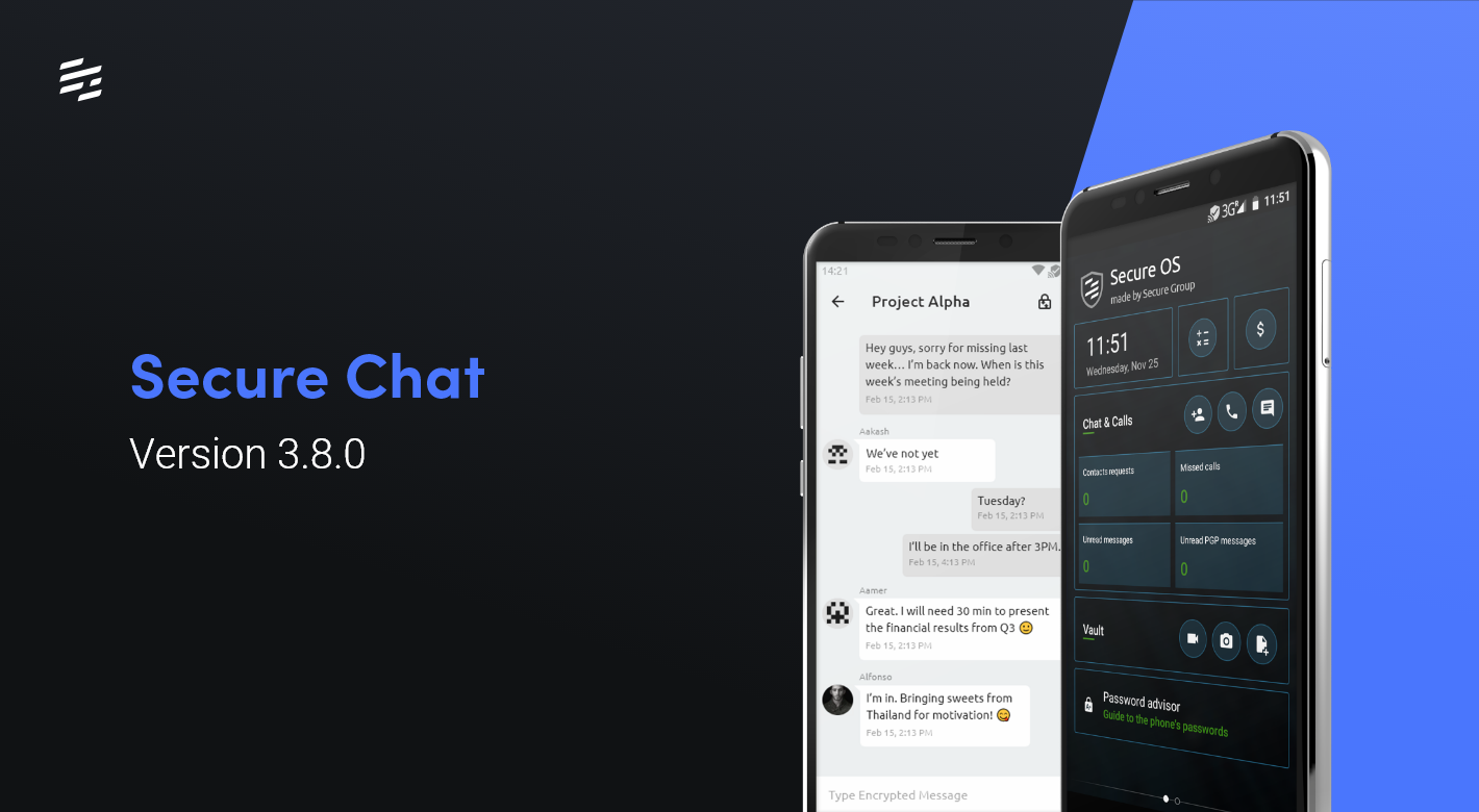 Secure Chat 3.8.0