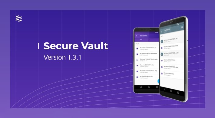 Secure Vault 1.3.1: Better User Experience