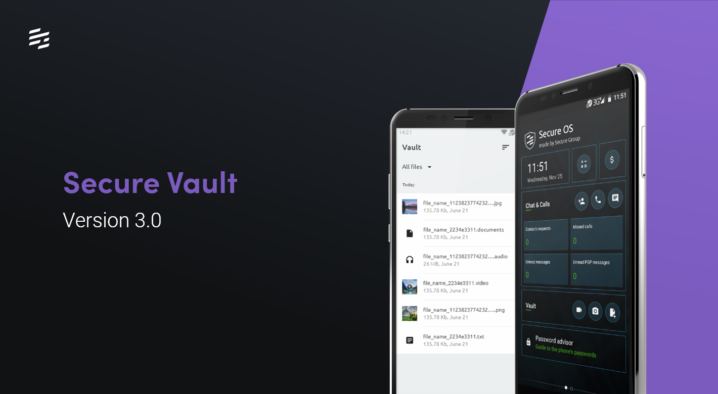 Secure Vault 3.0.0: New Ways to Take Notes