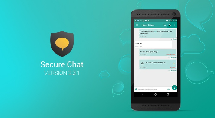 Secure Chat v2.3.1: Flawless Experience