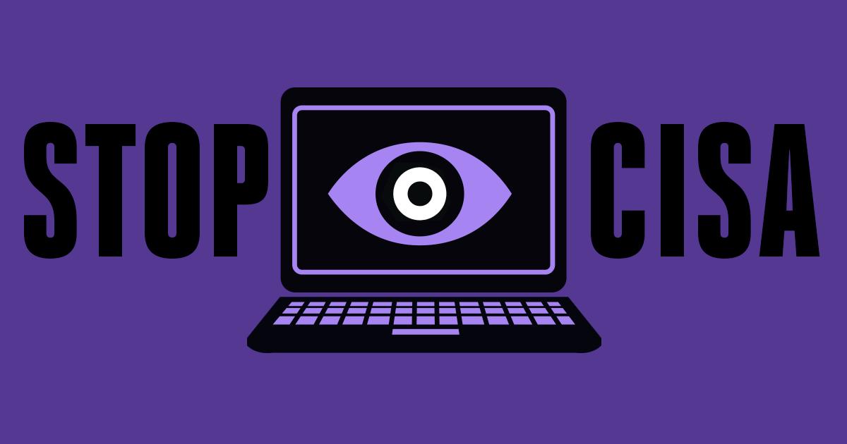 EFF-stop-cisa-surveillance