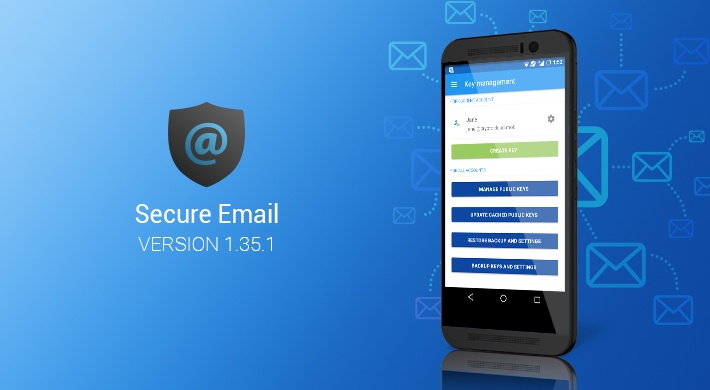 Secure Email v 1.35.1 Reliability Hotfix