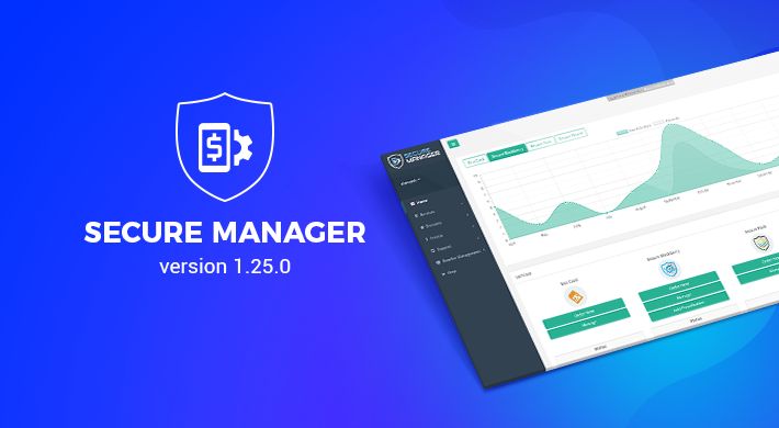 Secure Manager v 1.25.0: Reporting Improvements